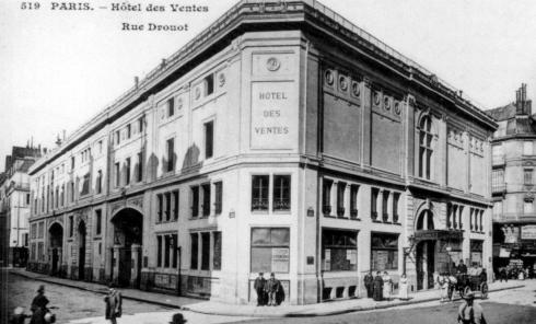 Ancien Hôtel Drouot