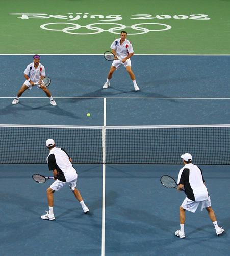Tennis double