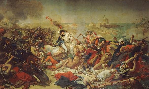 Bataille d'Aboukir, Antoine-Jean Gros