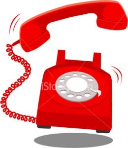 Coup de téléphone
