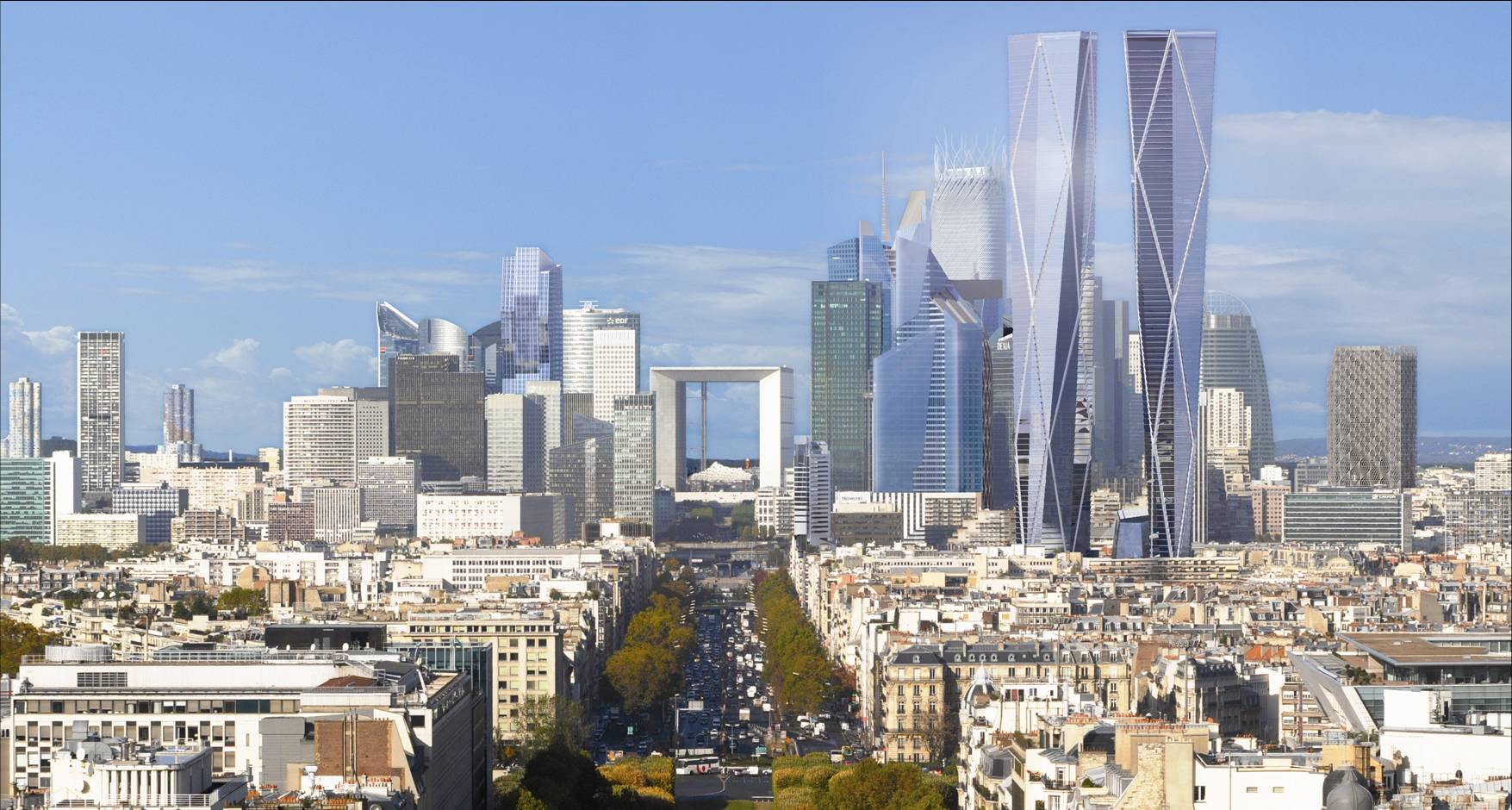 Défense quartier