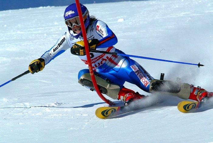Slalom spécial
