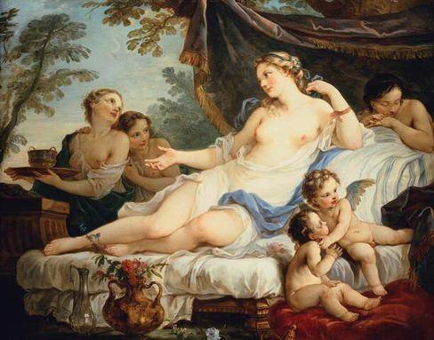 Natoire Réveil de Vénus